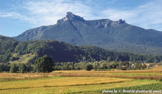 Klek Mountain Near Ogulin Croatia The Cradle Of Croatian Mountaineering Croatia Klek Paradise On Earth