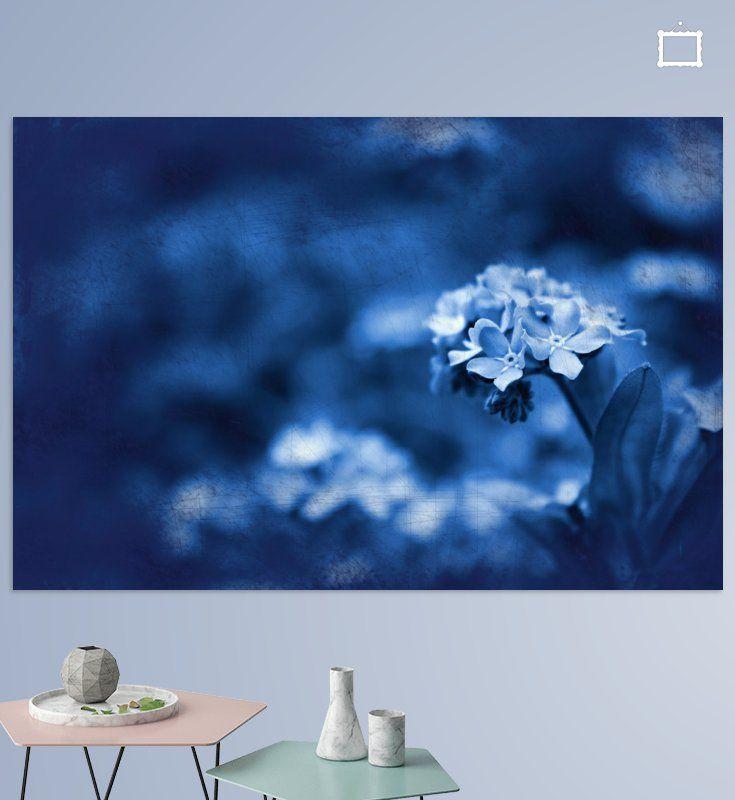 Erinnerung von Andrea Meyer - wandbild für wohnzimmer