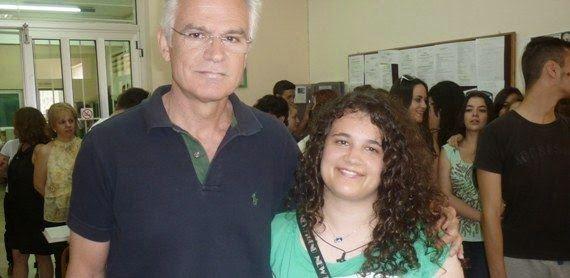 EPIRUS TV NEWS: ΙΩΑΝΝΙΝΑ:(Πανελλαδικές) Η μαθήτρια Μαρία – Βεατρίκ...