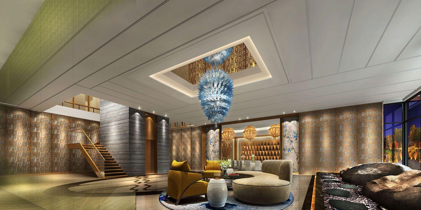 Private Residence interior design by studio hba   Ceiling Design ...
