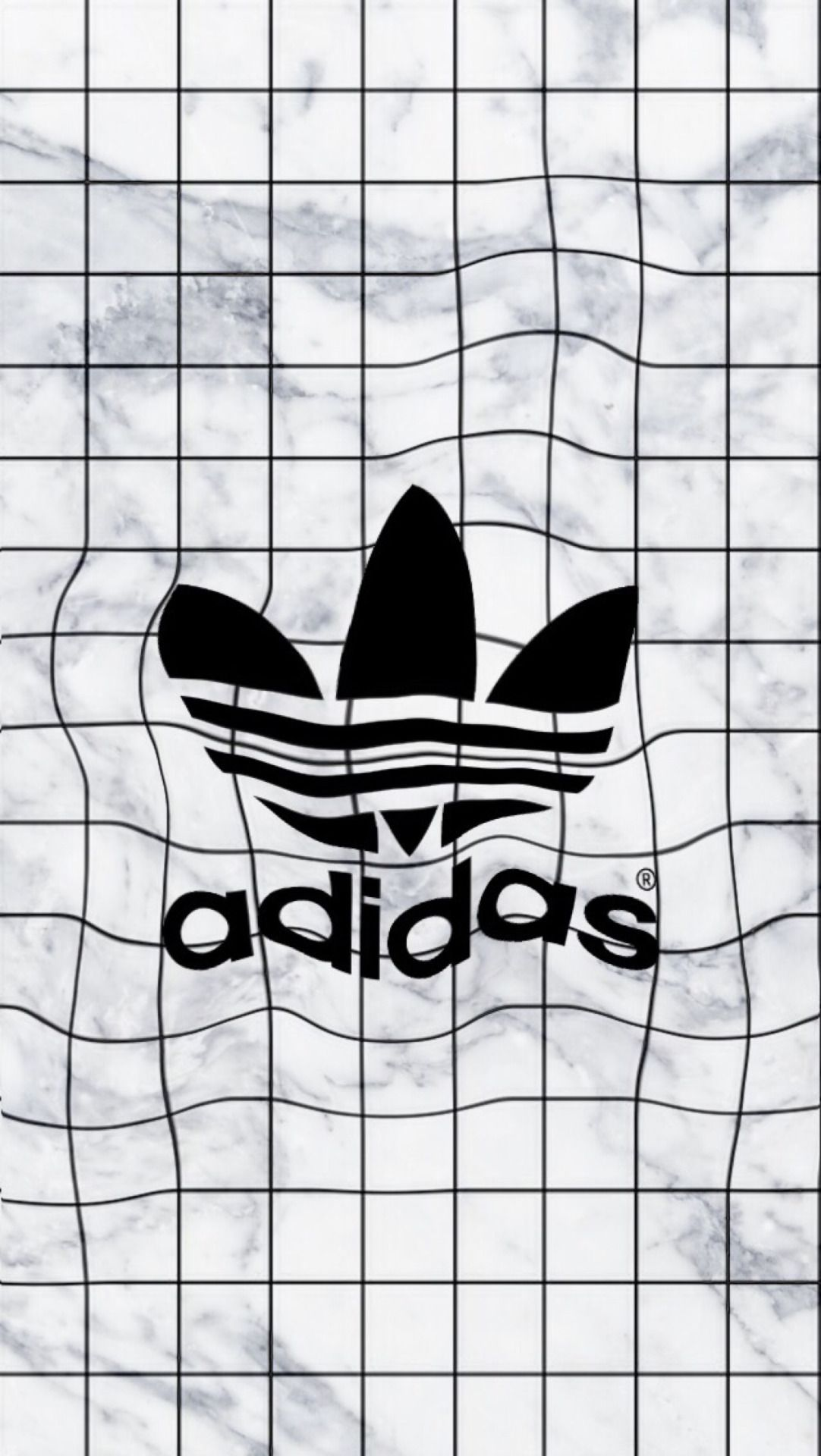 adidas marble lockscreen for iPhone 6 Like or