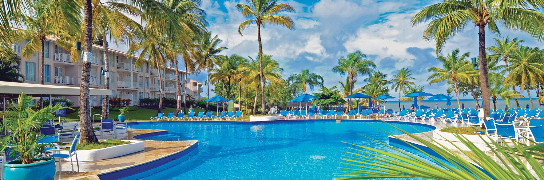 All Inclusive St Lucia Spa Resort Vacation Packages Morgan Bay Beach Caribbean