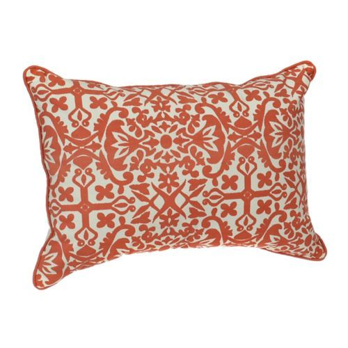 Product Details Coral Madrid Accent Pillow  Living Room