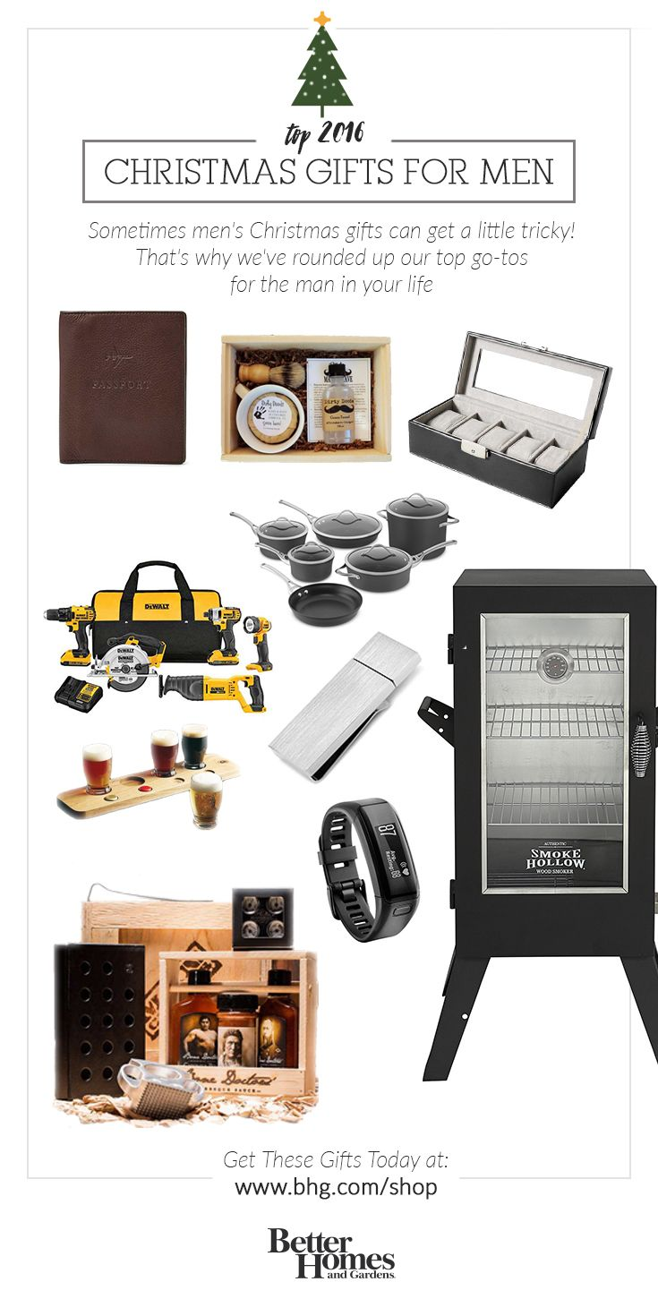 Our Top 2016 Christmas Gifts for Men | Pinterest | Christmas gifts ...