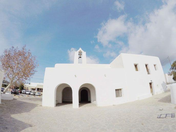 Ibiza +   Santa Agnès de Corona a las Puertas del Cielo