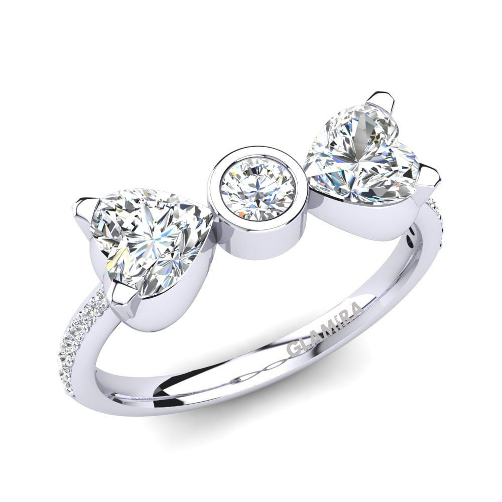 ring setting types built in head concierge shank vs engagement different diamonds settings headon are on dan angeles los what the of moran by rings