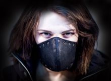 Darksteam Leather Mask - New colors, Lower Price!