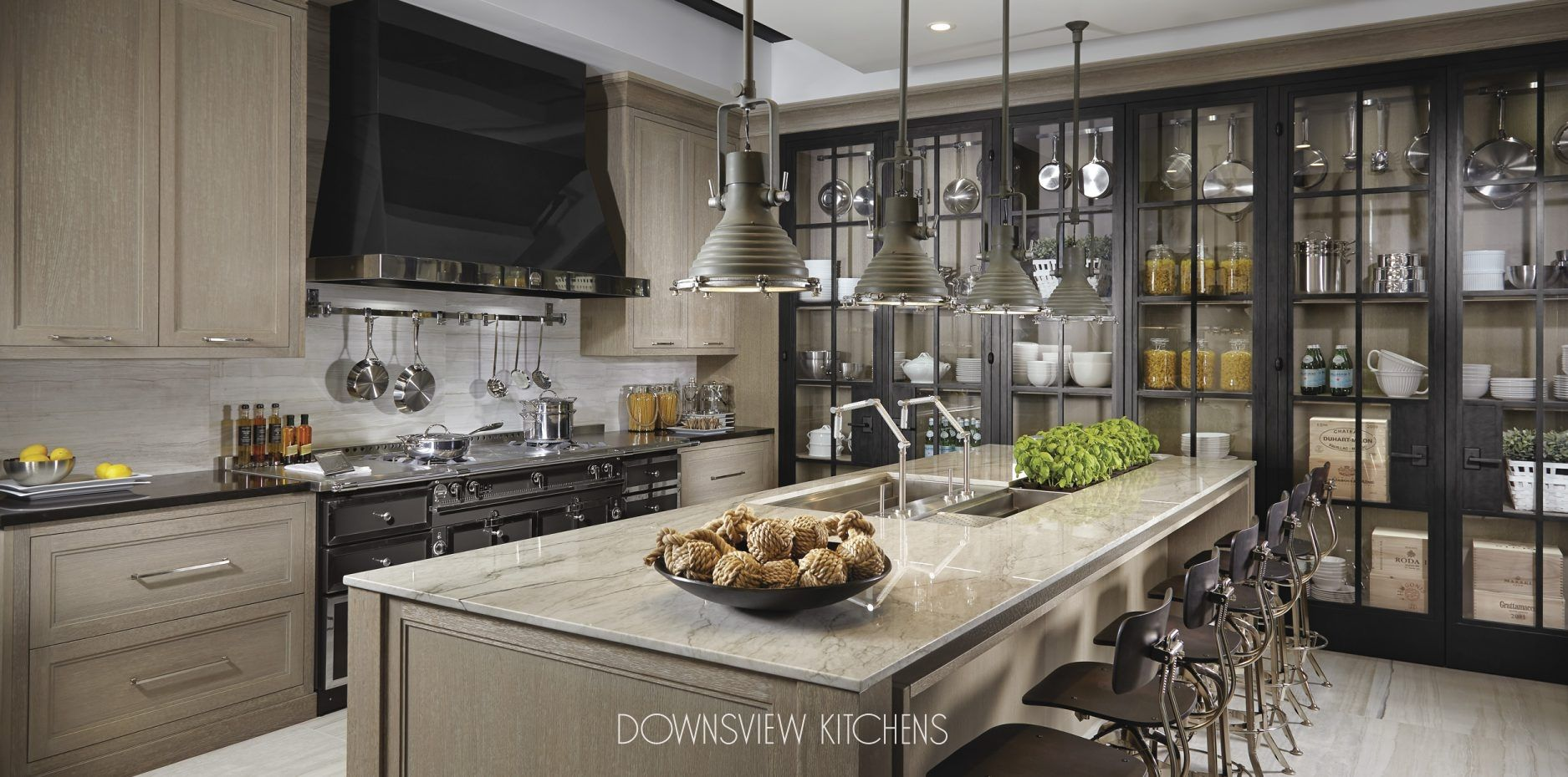 High Quality INDUSTRIAL CHIC   Downsview Kitchens And Fine Custom Cabinetry    Manufacturers Of Custom Kitchen Cabinets