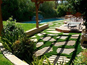 Artificial Grass Turf For Roofs, Decks U0026 Patios In Fresno, CA