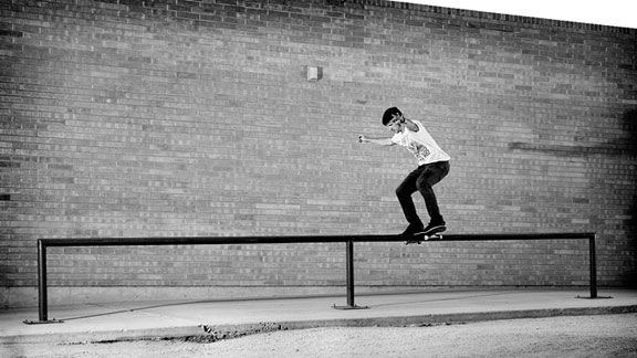 Chris Cole Skateboarding
