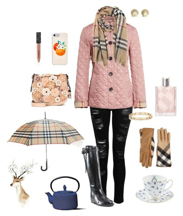 Burberry love ️☔️   Tiffany, Shoe bag and Clothing accessories