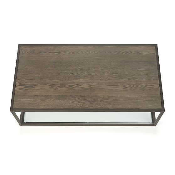 Switch Coffee Table In Coffee Tables Side Tables Crate And Barrel Phase 2 Pinterest
