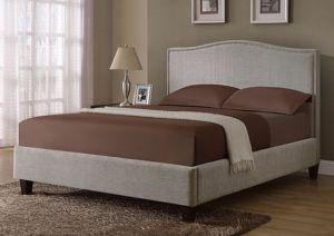 Light grey queen size bed u2013 gatineau meubles à vendre kijiji