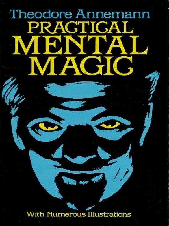 Practical Mental Magic Magic Book Books Magic Tricks