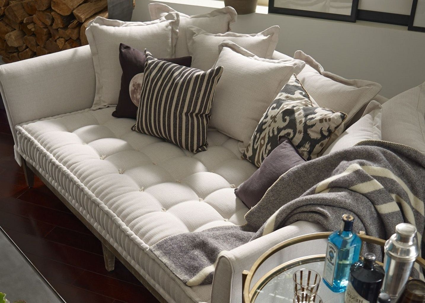 Deep Seated Sofa Sectional To Makes Your Room Get Luxury Touch 15