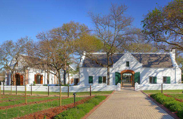 La Motte Wijnhuis Franschhoek Kapstadt Reisen Sudafrika