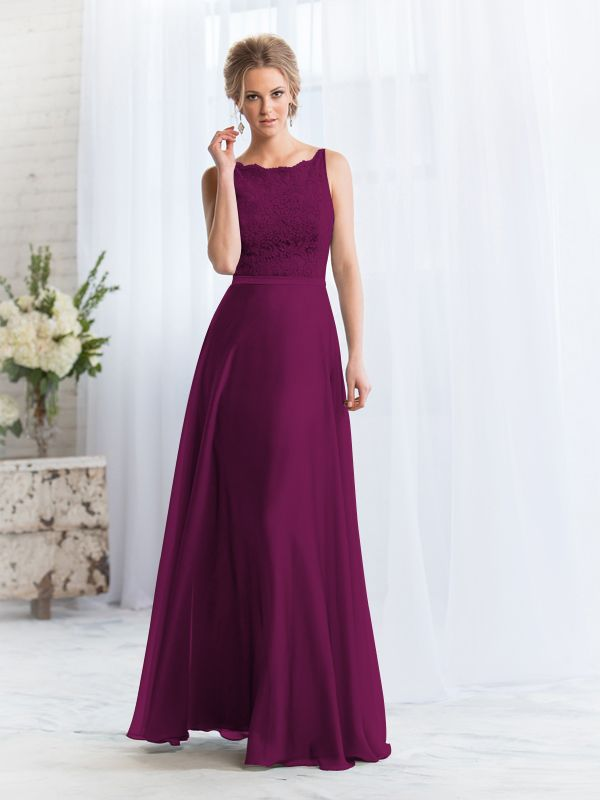 Rachel\'s Bridesmaid Dress. Color will be boysenberry. Style ...