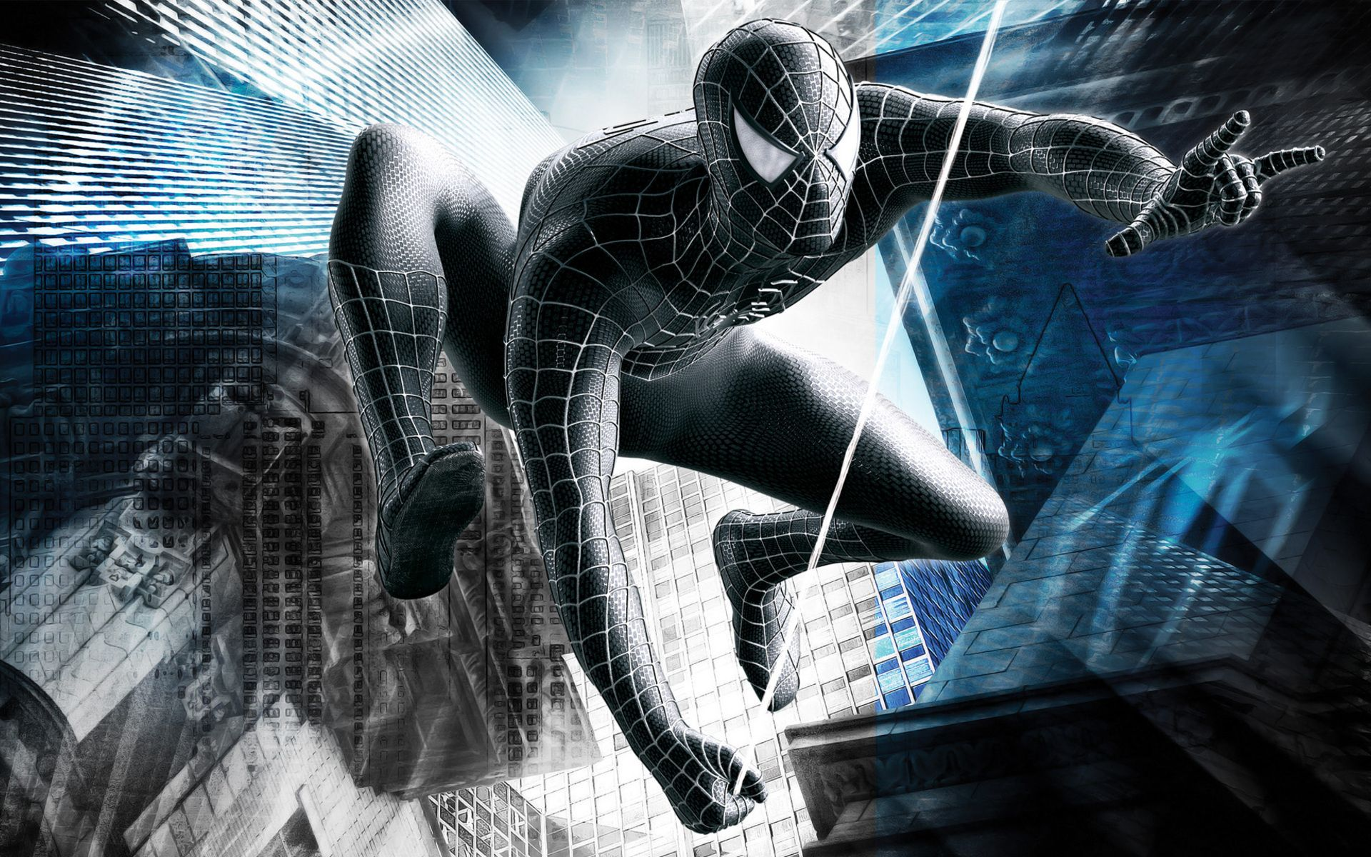 Spider Man 3 Hd Wallpapers Hd Wallpapers Id 1564 In 2020 Spiderman Pictures Black Spiderman Man Wallpaper