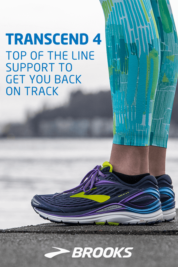 1782205545a4b Find your stride with the Transcend 4 from Brooks Running—the running  industry s most advanced