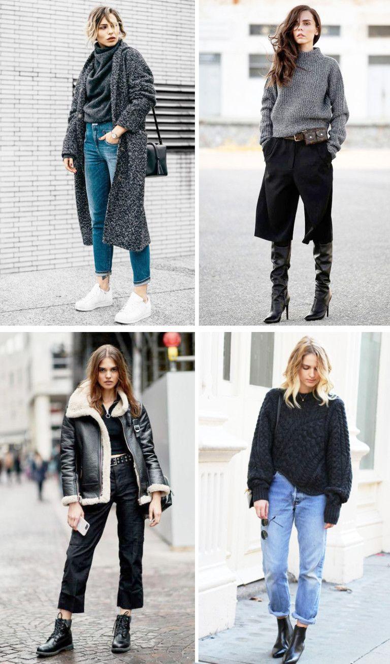 Looks Inverno 2018 + Dicas de Como se Vestir no Inverno Se você faz parte do 71372663ec6