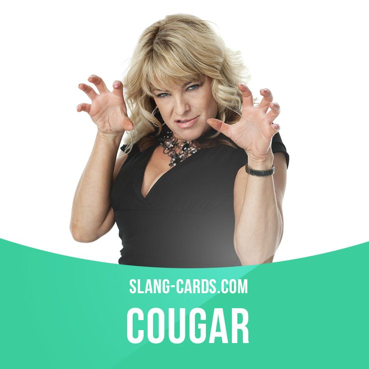 what does cougar dating mean