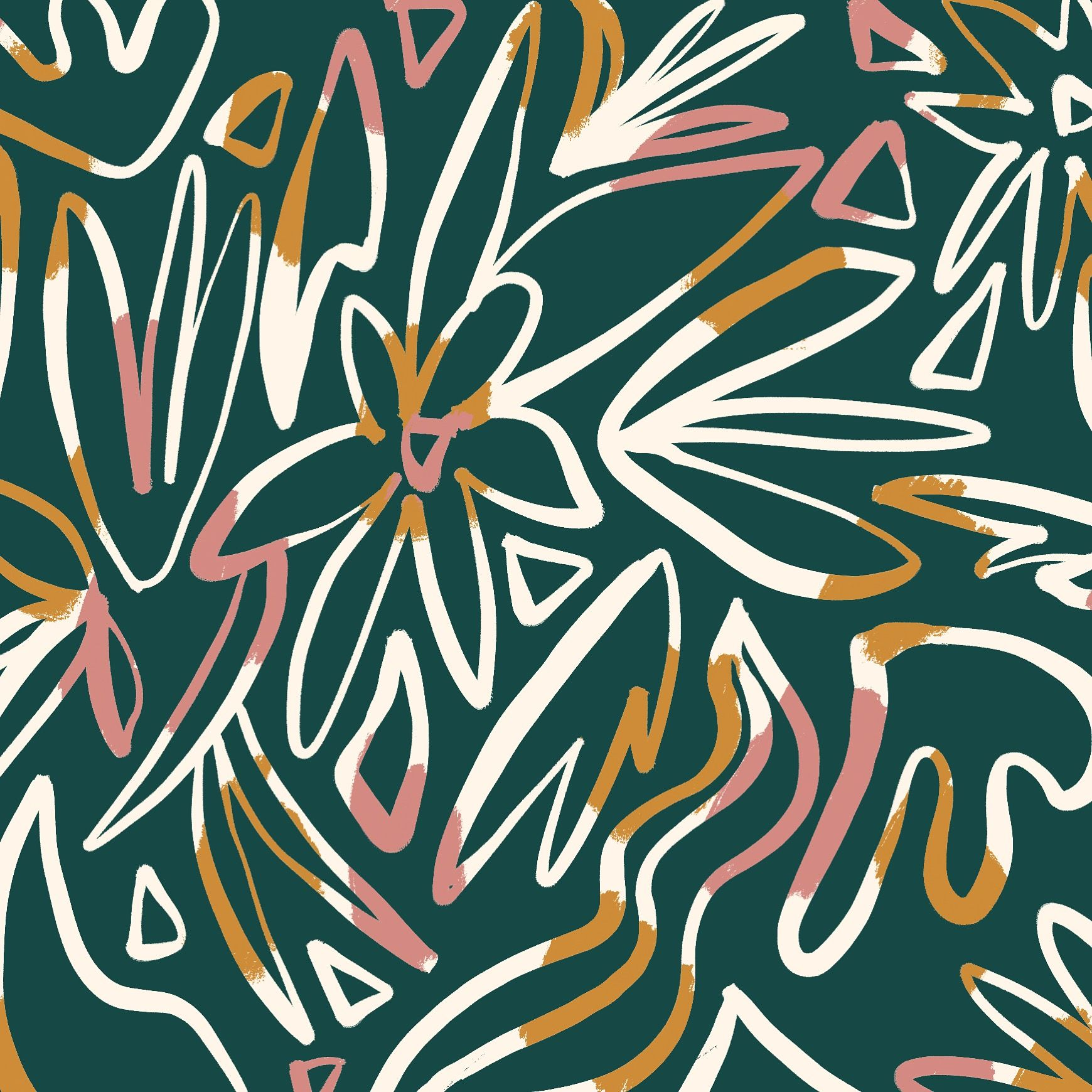 Pattern Design By Zoe Wodarz For Licensing Or Purchase