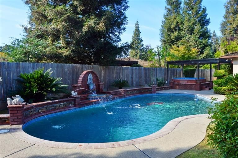 6477 N San Pedro Ave Fresno Ca 93711 Small Pools Beautiful Homes Home