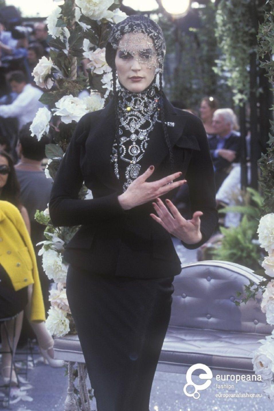 Dior Haute Couture winter 1997 - John Galliano