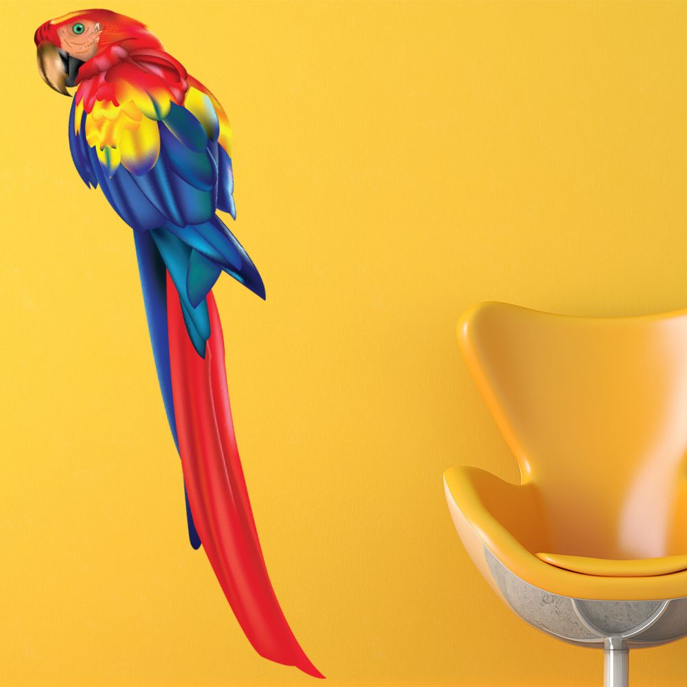 Create a big splash of colour on your walls when decorating with our ...