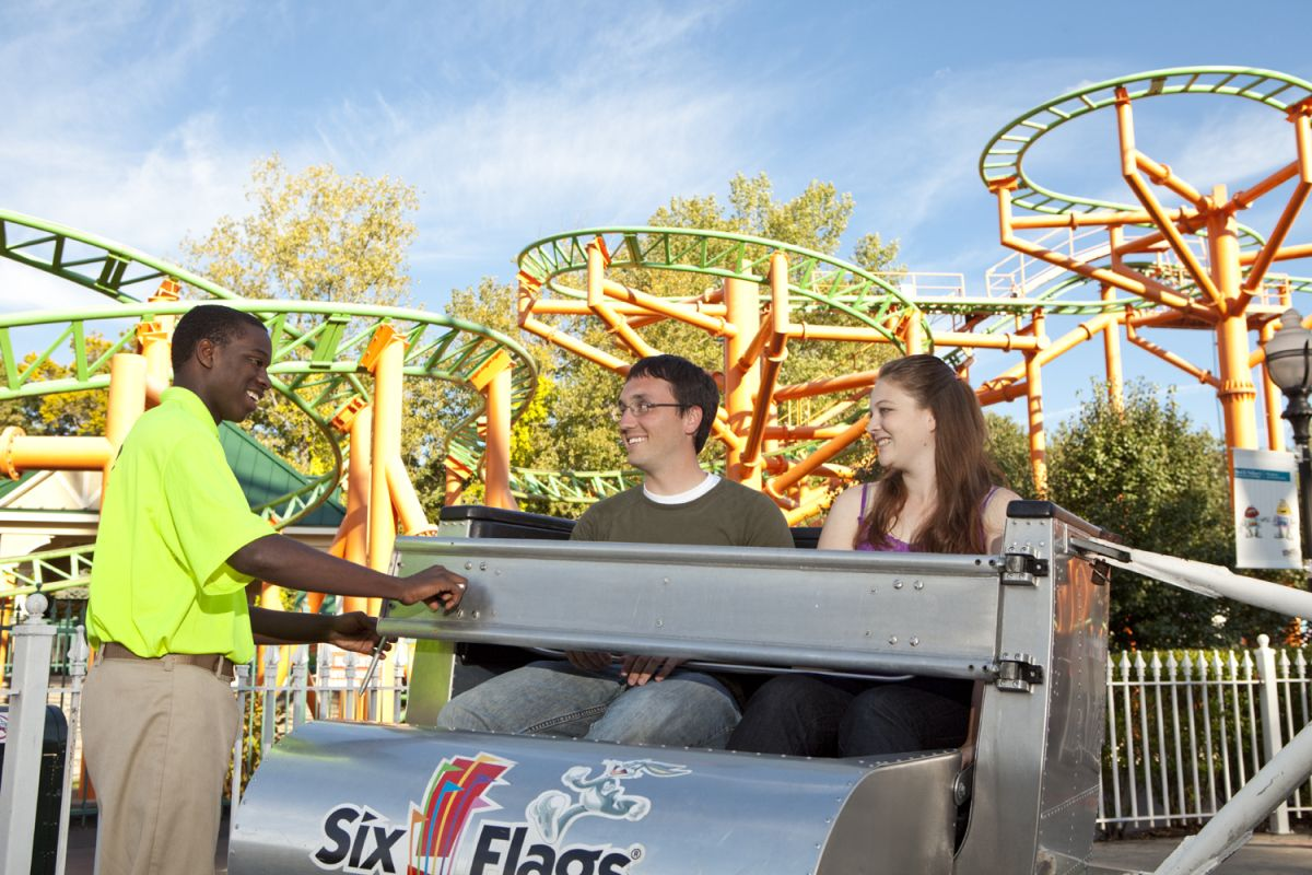 Six Flags Great Adventure Is Hiring In 2015 Six Flags Great Adventure Greatest Adventure Six Flags