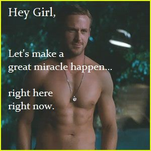 ahaha ok! | Laughter | Hey girl, Ryan gosling, Girl pictures