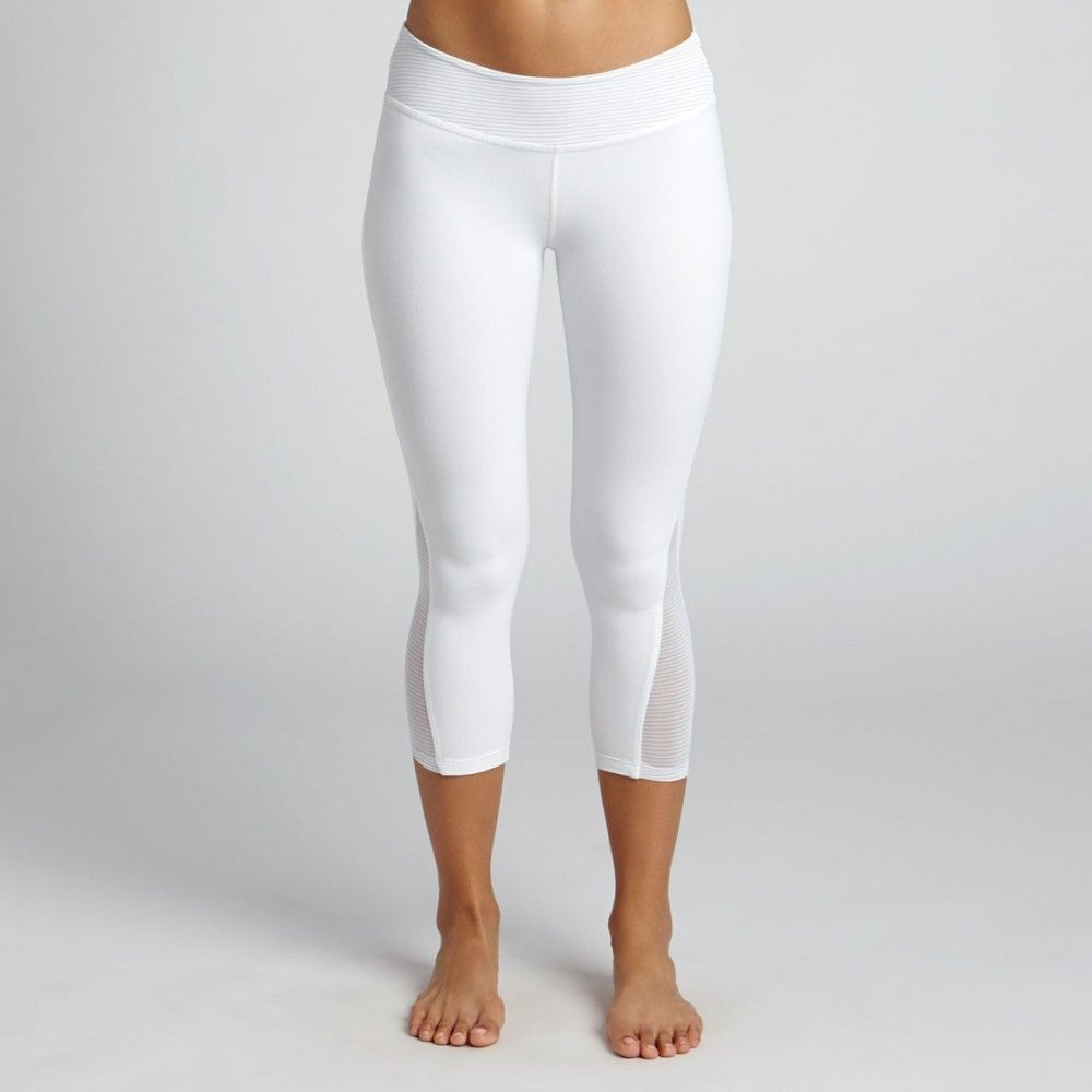 White Lightning Leggings by Beyond Yoga | Health and Fitness ...