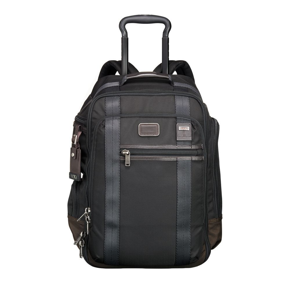 b769da17105 Tumi Alpha Bravo Peterson Wheeled Backpack | Tumi | Backpack with ...
