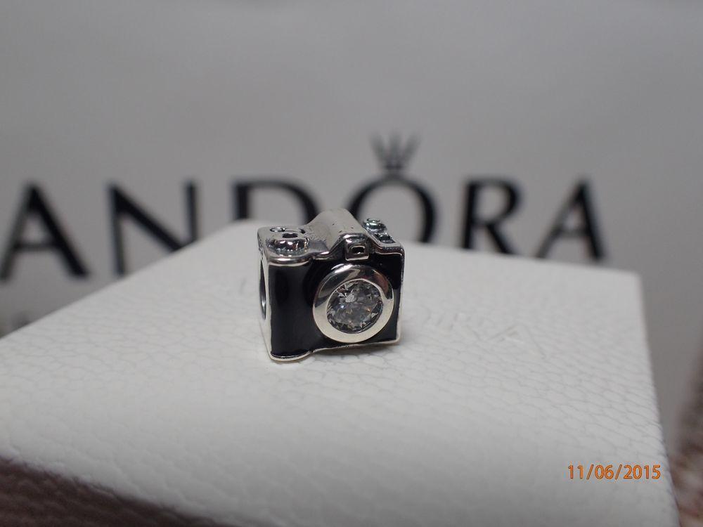 ef1135407 AUTHENTIC PANDORA CAMERA SENTIMENTAL SNAPSHOTS 791709CZ HINGED BOX INC in  Jewelry & Watches, Fashion Jewelry, Charms & Charm Bracelets | eBay