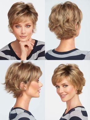 Bem na foto: Corte de cabelo curto para senhoras ⋆