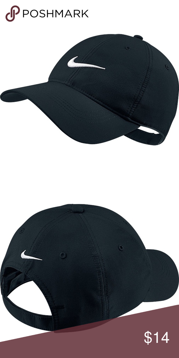 a8794b59b0e49 Nike Golf Tech Swoosh Dri-fit Cap Adjustable. New without tags. Accessories  Hats
