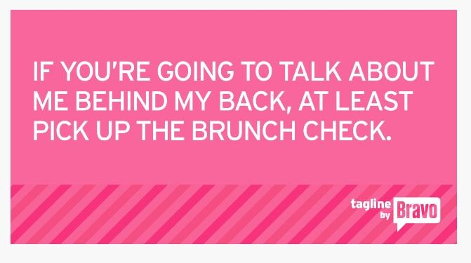 Real Housewives tagline generator   Funny   Pinterest   Housewife ...