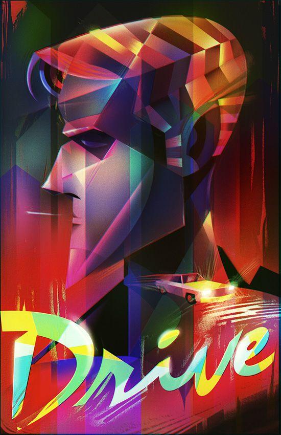 Pop Culture Illustrations by Carlos Lerma | Inspiration Grid | Design Inspiration