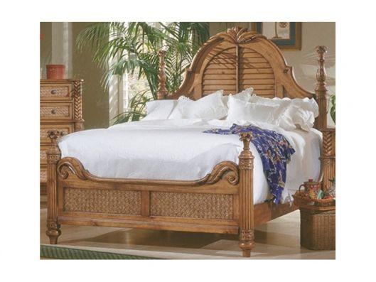 California King Low Post Headboard 1416 65 Palm Court Tropical Progressive Outlet Disc Coastal Bedroom Furniture Progressive Furniture Home Furniture Shopping