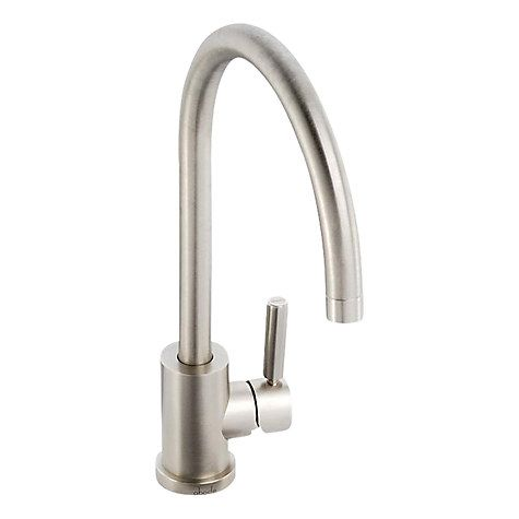 Abode Atlas Single Lever Kitchen Tap Chrome Edric Pinterest