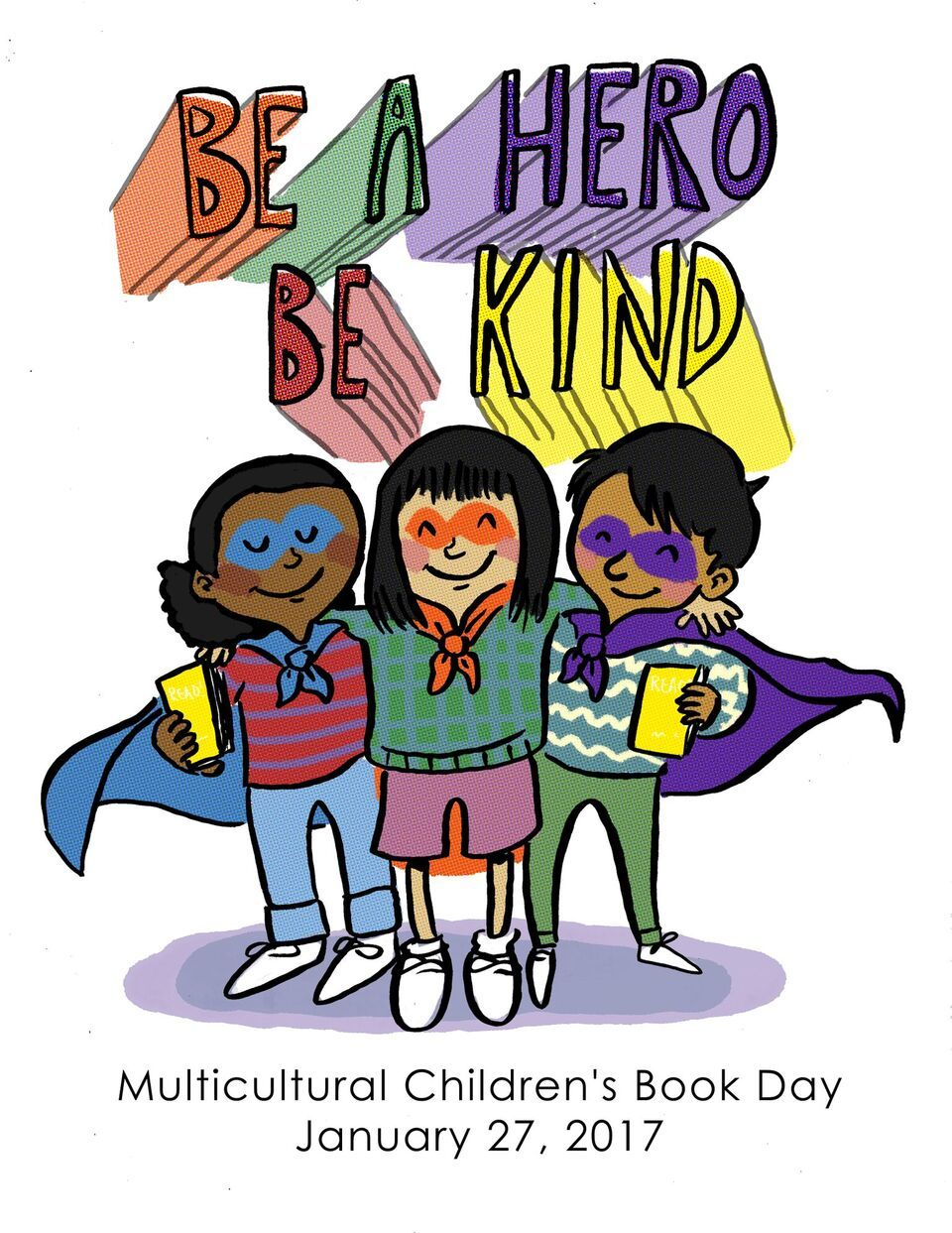 FREE Classroom Kindness Kit from Multicultural Children's