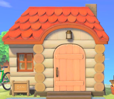 Pin On Acnh Villager Houses