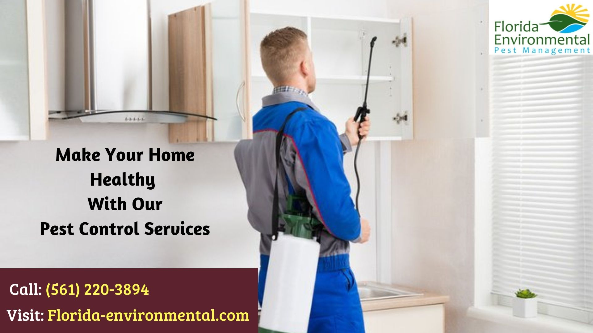 Are You Having The Thought To Keep Your Home Healthy At Florida Environmental Pest Management Our Quality Pest Management Pest Control Pest Control Services