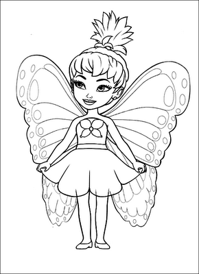 printable cute little fairy coloring pages fairy coloring pages kidsdrawing free coloring pages online
