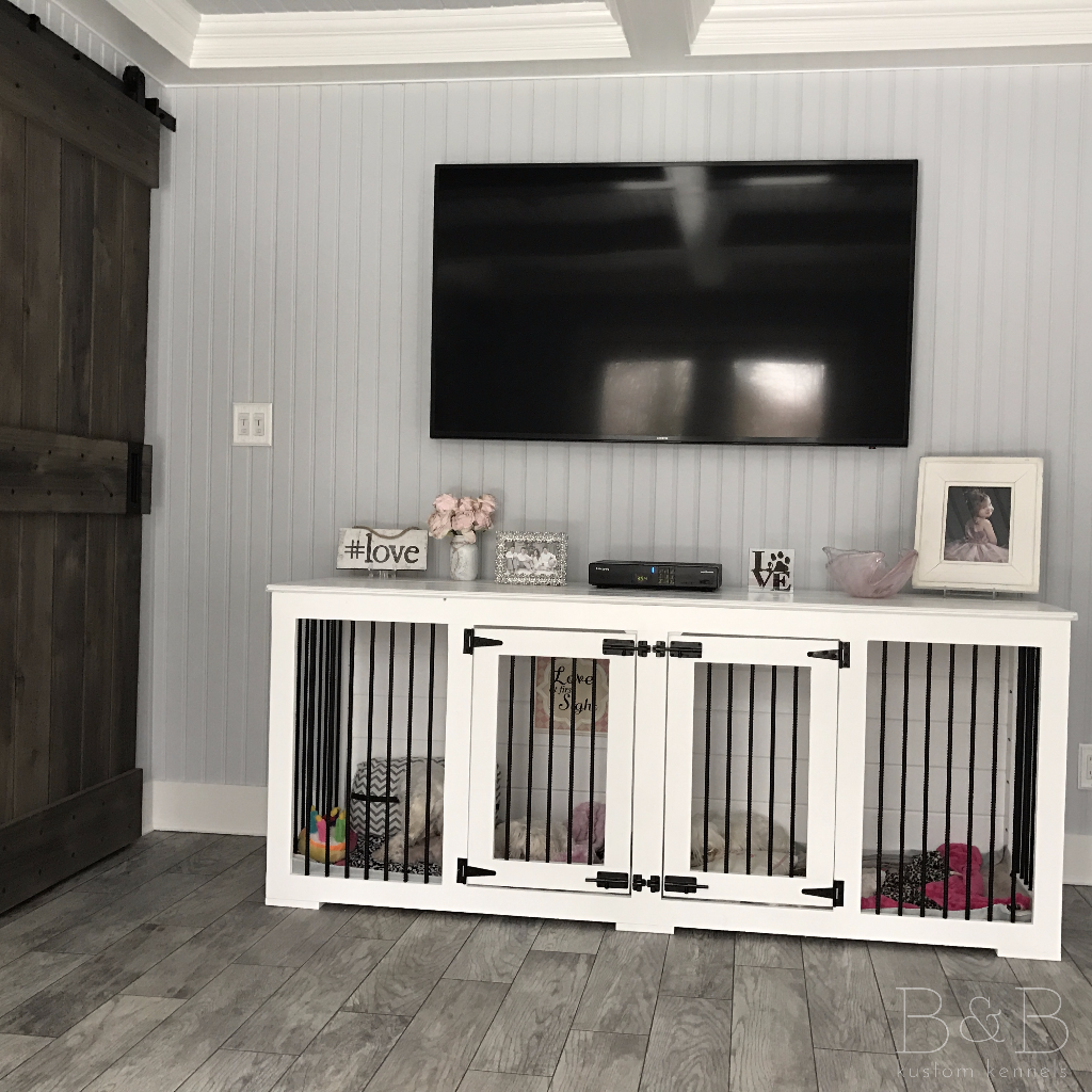 Bb kustom kennels pet furniture barn doors and barn