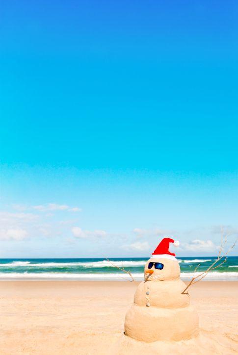 Jeder 3. träumt von Weihnachten am Strand (laut lastminute.de-Umfrage). http://blog.lastminute.de/traumreisen-weihnachten-silvester/