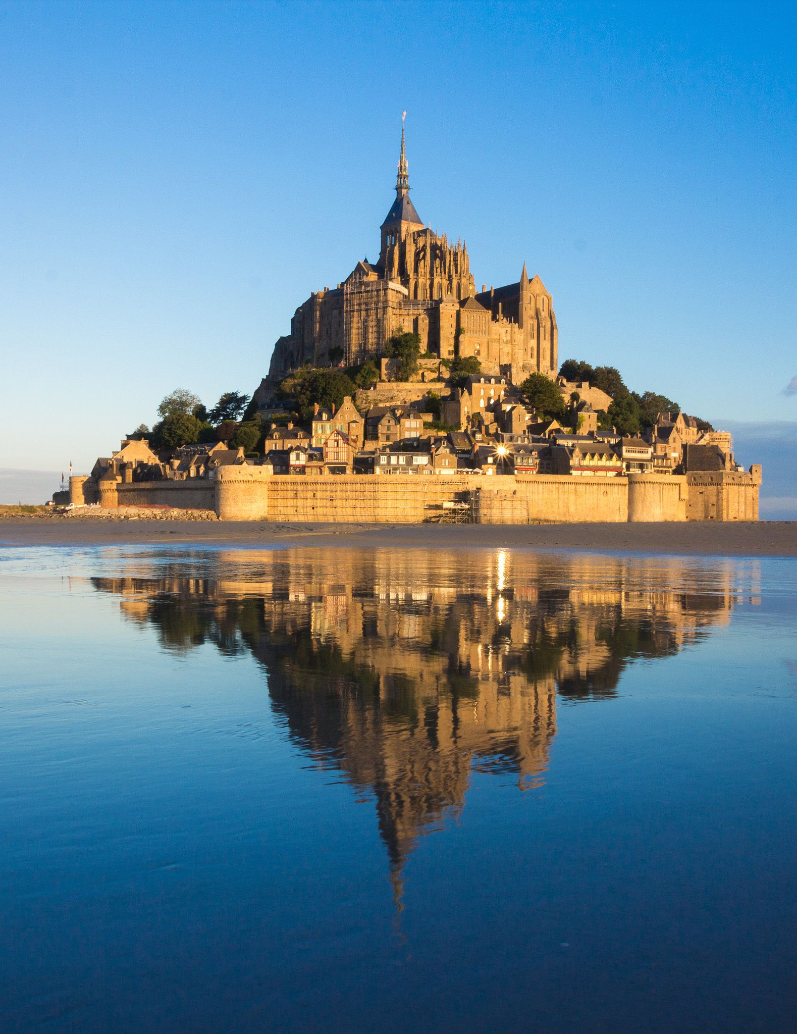 Mont Saint-Michel / You haven't seen all of France until you have seen this ancient island commune.
