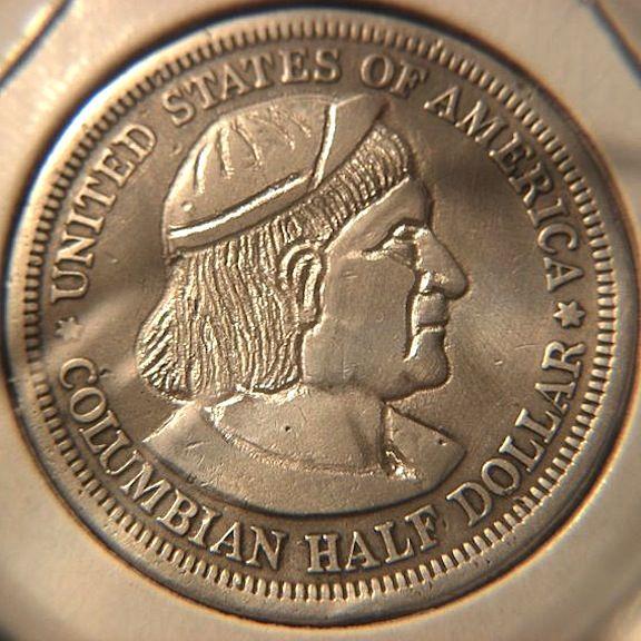Joey Blaylock - 1892 Columbian Expo Half Dollar Hobo