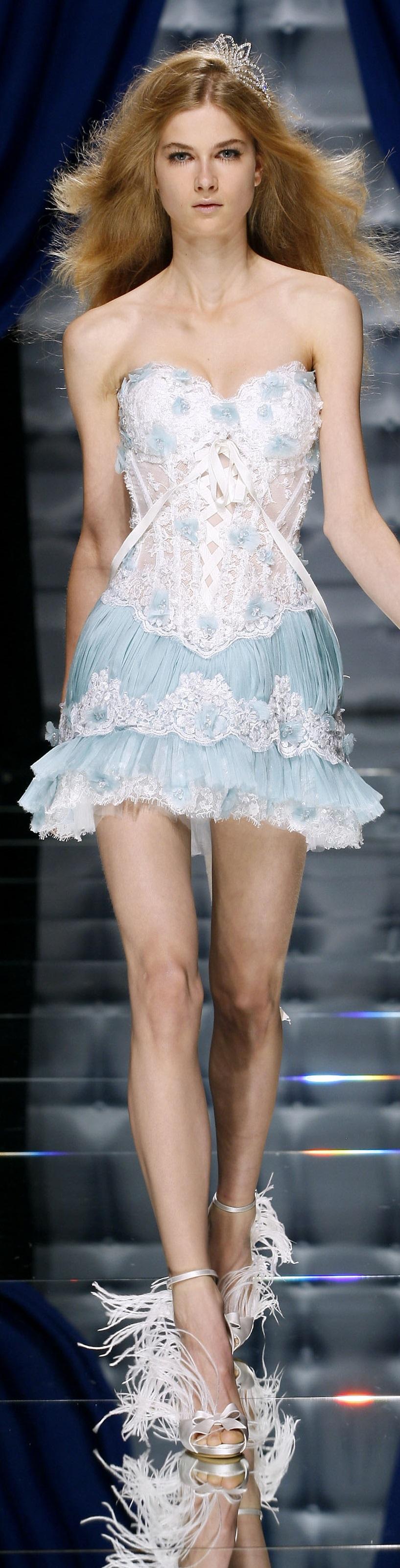 Zuhair Murad fall 2010 couture.