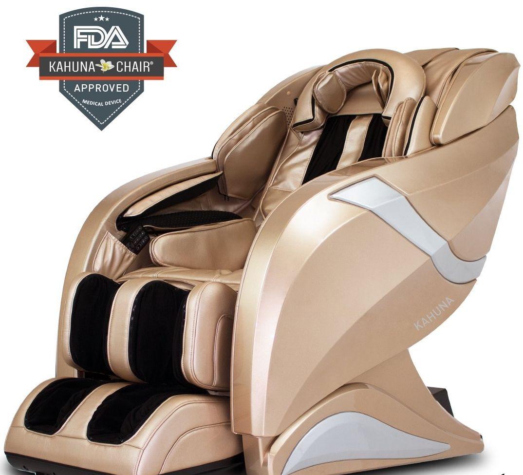 3D Kahuna Exquisite Rhythmic Massage Chair Hubot Massage